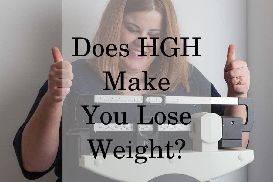 Does HGH make you lose weight?